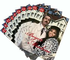 Only Fools & Horses Boycie and Marlene Official Programme