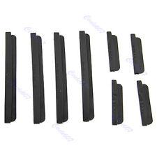 8 Car Door Edge Guards Trim Molding Protection Strip Scratch Protector Black New