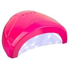 LED UV Lampe Gel 24/48 Watt Nagelstudio Lichthärtungsgerät Nagel Lampe Pink