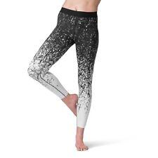 Reebok Womens Cardio Spike Tight Ladies Gym Training Sports Long Running Legging