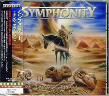 SYMPHONITY-KING OF PERSIA-JAPAN CD Bonus Track F83