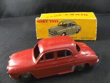 Dinky Toys F n° 24E Renault Dauphine en boite