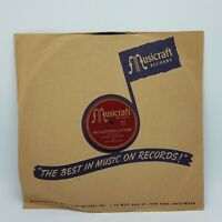 SARAH VAUGHAN MUSICRAFT 78 WHAT A DIFF'RENCE A DAY MADE /THE ONE I LOVE NM