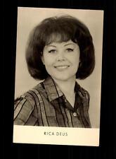 Rica Deus VEB Verlag Postkarte ## BC 97720