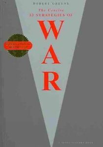 Concise 33 Strategies of War, Paperback by Greene, Robert, Like New Used, Fre...