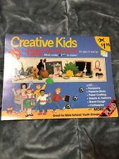 Creative Kids 120 Fun Projects Book Crafts
