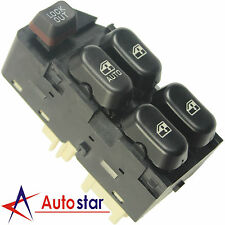 Electric Master Control Door Power Window Switch For 1996-2001 Chevrolet Lumina