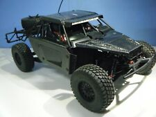 LOSI BAJA REY CARBON FIBER BODY SET WITH LED LIGHTS  BY FINAL EVOLUTION