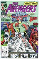AVENGERS #240 241 242-249, VF/NM, Spider-Woman, Dr Strange, Eternals, Thor,1963