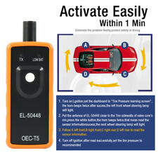 EL-50448 TPMS Reset Tool Relearn tool Tire Pressure Sensor For GM vehicle CA