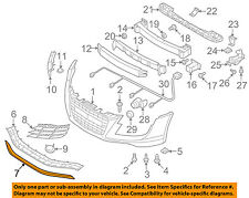 AUDI OEM 08-12 R8-Spoiler / Wing Kit 42080711001C