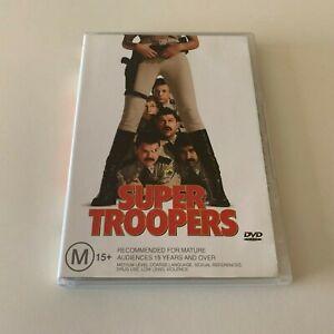 Super Troopers (DVD, 2003)