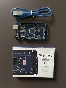 ARDUINO MEGA 2560 R3 COMPATIBILE + CAVO USB