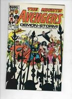 AVENGERS #249, VF/NM, Demon Storm, Thor, Hercules, 1963 1984, Marvel