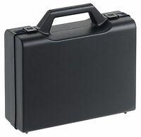 Universal Kunststoffkoffer Werkzeugkoffer Plastik PP Schwarz 233 x 161 x 72 mm