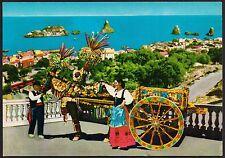 AA1683 Carretto Siciliano - Costumi locali