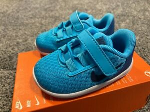 Nike Converge Toddler Boy's Athletic Shoes Size 4 Blue NEW