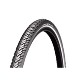 Michelin Bike Tyre - Protek Cross - 700 X 47c Wire - City Treking