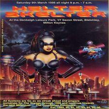 HELTER SKELTER - VOYAGER (TECHNODROME CD'S) 9TH MARCH 1996 (NORTH STEAM DRT)