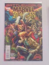 Battleworld Marvel Zombies #4 Marvel Nm Comics Book
