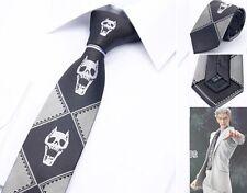 JoJo's Bizarre Adventure KILLER QUEEN Heavens Door Kira Yoshikage Black Tie Cool