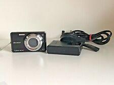 Sony Cybershot Digital Camera 12.1 Megapixels Model DSC-W275 Working