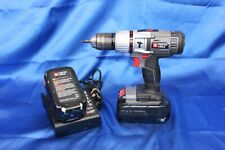 Porter Cable PC1800CHD 18V Cordless Drill/Driver With Charger
