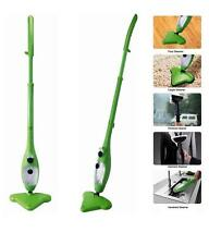 5 in 1 Steam Mop X5 Multi Functional Steamer Use H2O Water Cleaner Kitchen