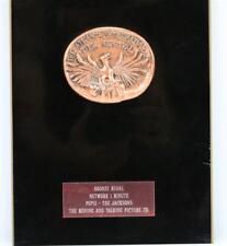Michael Jackson's The Jacksons 1980s Pepsi Commercial Award From Atla... Lot 38G