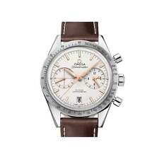 Stainless Steel Case Wristwatches with Chronograph OMEGA