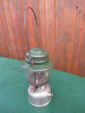 Vintage Coleman Lantern 236 GREEN + CHROME 12 65 1965 Canada Sunshine of Night