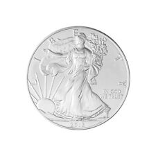 1 oz Silver Eagle Coin - United States Mint