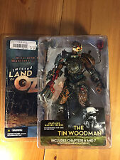 McFarlane Toys Twisted Land of Oz Series Two (2) The Tin Woodman (2003) Horror