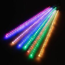 Christmas String Light Tree Decoration Led Lamp 50cm RGB Meteor Shower Rain Tube