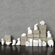 East of India Matchbox Porcelain Figure Ornament Sentimental Love Angel Keepsake