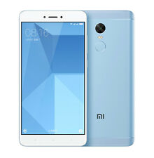 New Xiaomi Redmi Note 4X Duos 32GB 3GB 4G Android 6 LTE MIUI 8.0 OctaCore Blue