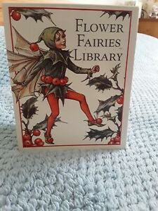 Flower Fairies library boxed Complete Book Collection Cicely Mary Barker