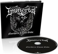 IMMORTAL Northern Chaos Gods 2018 Limited Edition digipak 8-track CD NEW/SEALED
