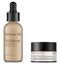 Perricone MD Perfect Protect Duo FaceFinishing Moisturizer No Makeup Foundation