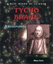 Tycho Brahe: Astronomer (Great Minds of Science)-ExLibrary