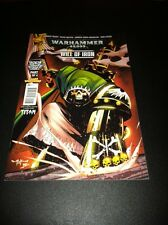 WARHAMMER 40,000 WILL OF IRON #1 LOCAL COMIC SHOP DAY EXCLUSIVE SEE MY OTHERS!