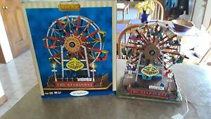 Lemax Village Collection The Starburst Ferris Wheel - 2006