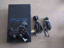 CONSOLE PLAYSTATION 2 PS2 NOIR BLACK COMPLET