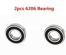 2pcs Milling Machine Part R8 Spindle Bearings 6206 Taiwan Milling For BRIDGEPORT