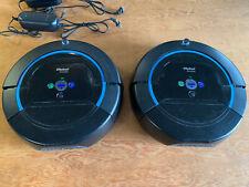 iRobot Scooba 450 - Black - Robotic Floor Cleaner Pair Of 2 Used