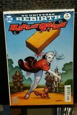 Harley quinn #12 variant cover rebirth