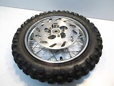 "Husqvarna CR50 Husky Boy Jr Sr 10"" Front Wheel Rim 2001 2002 Models Vee Rubber"