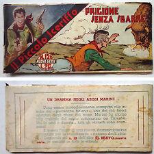 Striscia IL PICCOLO SCERIFFO IIª Serie N 120 TORELLI 1954