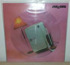 CURE - THREE IMAGINARY BOYS - PICTURE DISC - LP