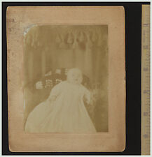 ca 1890 Photo POST MORTEM Child Baby - Sarah Ackley Penn Yan NY Yates County